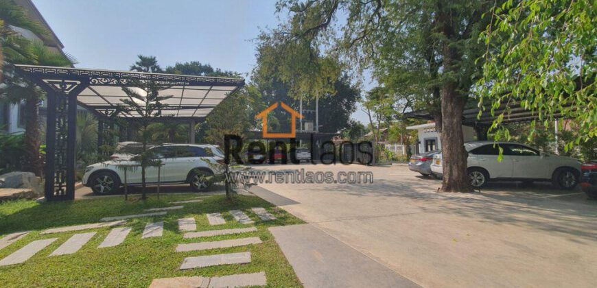 Modern apartment in diplomatic area for rent