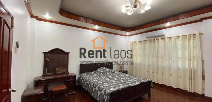 house near Mekong river for rent