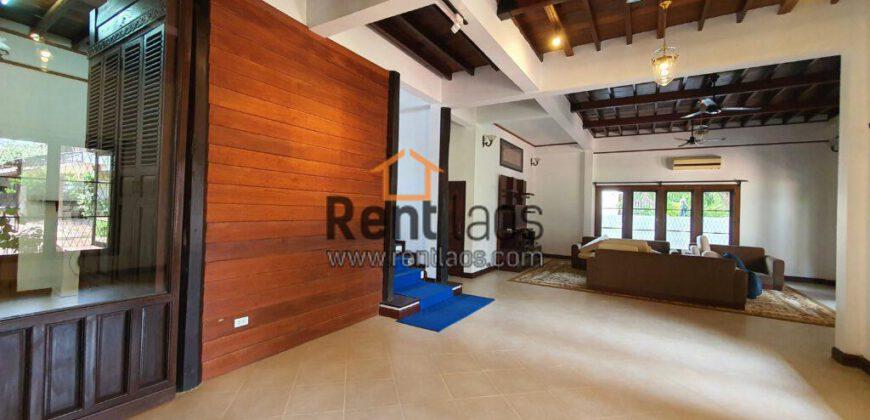 Ambassador residence for rent