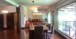 Traditional house in diplomatic area for rent