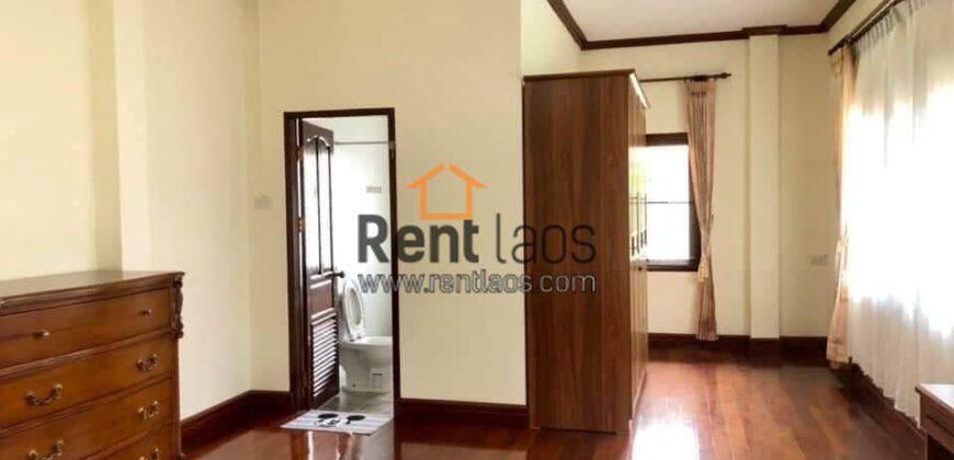house near Vientiane center for rent