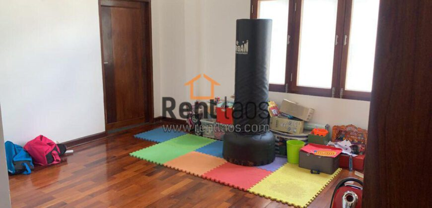 pool house in Diplomatic area for rent