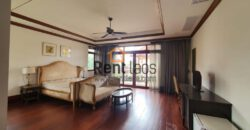 Luxury compound house near riverside for rent