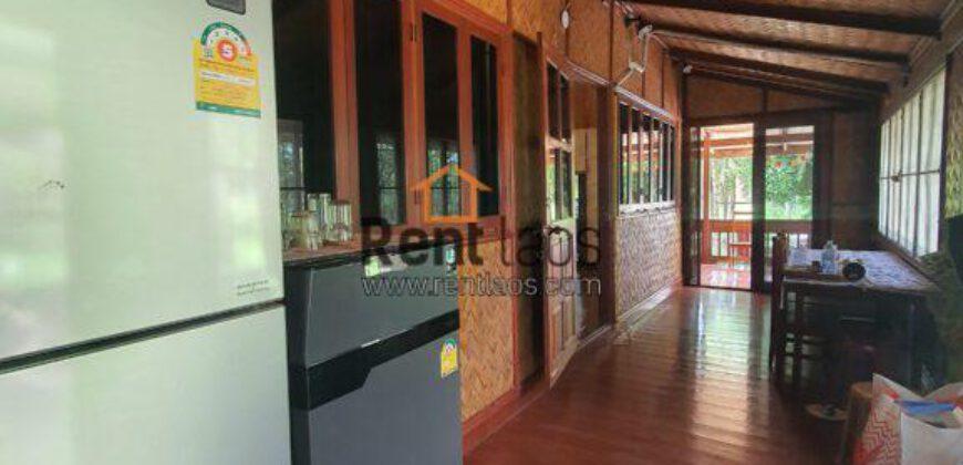Garden house for rent near itecc
