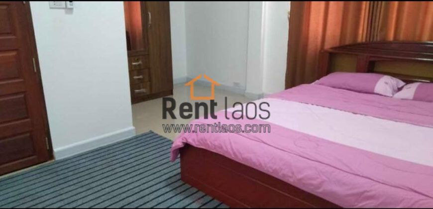 House near Lao national university for rent